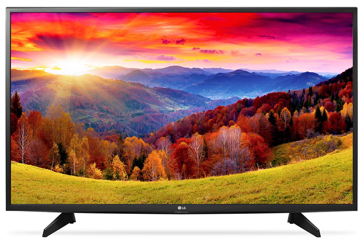 LG 49LH513V телевизор49LH513VНовый графический процессор телевизора LG 49LH513V отвечает за качество цветопередачи, уровень контрастности и чёткость изображения. Также вы сможете бесплатно наслаждаться встроенными играми с LG GAME TV. Система точной настройки Picture Wizard III позволяет вам быстро отрегулировать глубину чёрного, цветовую гамму, чёткость изображения и уровень яркости. Испытайте эффект объёмного звучания с алгоритмом кинотеатрального распределения звуковой волны! Автоматическая система подавления шумов и усиления звучания голоса направлена на отделение основных звуков от фона, что помогает чётко слышать речь актёров и телеведущих.