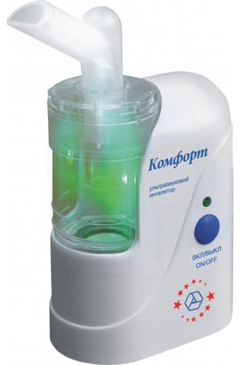 Ультразвуковой ингалятор Муссон-2-04 Комфорт SmartМуссон-2-04Ингалятор Муссон-2-04 эффективно распыляет лекарственный раствор и отлично обеспечивает ингаляцию верхних и нижних дыхательных путей. Комплектация включает все необходимое для проведения процедуры как взрослым, так и маленьким детям. Прибор состоит из пластмассового корпуса и жестко соединенной с ним распылительной камеры с крышкой и штуцером На дне камеры установлен ультразвуковой излучатель(пьезоэлемент). Корпус ингалятора изготовлен из гигиеничной пластмассы высшего сорта, что обусловливает безвредность при использовании, современный высокоэстетичный и эргономичный дизайн. При изготовлении электронной схемы прибора использованы современные высокостабильные электронные элементы. Благодаря этому достигнута высокая надежность прибора, его безопасность, небольшие габариты и вес и, как следствие, удобство применения. Ультразвуковой излучатель расположен на дне распылительной камеры. Он обеспечивает производство аэрозоля лекарственного...