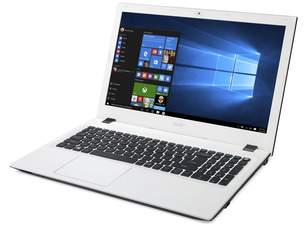 Acer Aspire E5-522G-86BU, White (NX.MWGER.003)NX.MWGER.003Acer Aspire E5-522G - многофункциональный ноутбук для работы и учебы, отдыха и творчества, увлекательных мультимедийных развлечений. Он стильно выглядит, обладает высокой производительностью, эффективно и быстро решает поставленные перед ним задачи. Ноутбук помогает погрузиться в мир фото, музыки, видео, легко справляется с редактированием документов и поиском нужной информации в Интернете. С ним можно работать дома или в офисе, брать его в поездки. Современный процессор от AMD работает при поддержке 4 ГБ оперативной памяти, и легко справляется с поставленными перед ним задачами, быстро запускает нужные приложения, обеспечивает выход в Интернет, плавно воспроизводит видео. Видеокарта AMD Radeon R5M335 обеспечивает необходимый уровень производительности при работе с фото и видео-контентом. 15,6-дюймовый экран с разрешением 1366 х 768 пикселей и качественные стереодинамики превращают этот ноутбук в компактный развлекательный центр. Acer Aspire...