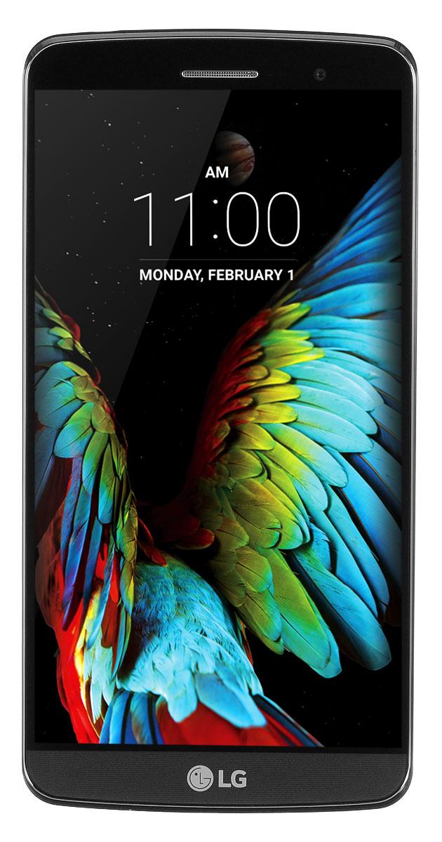 LG Ray X190, Black TitanLGX190.ACISKTСо стильным смартфоном LG Ray X190 впечатления выходят за рамки привычного. Большой экран создает новую широкую перспективу, и вы можете наслаждаться множеством ярких деталей ваших фотографий и видео на великолепном HD-дисплее 5,5 дюймов. С мощным 8-ядерным процессором 1,4 ГГц вы сможете без проблем работать в мультифункциональном режиме и легко решать все свои задачи. LG Ray в любых ситуациях готов работать с максимальной производительностью. С фронтальной камерой 8 Мпикс вы можете всегда рассчитывать на селфи превосходного качества. Даже при плохом освещении у вас получатся прекрасные снимки, а удобная функция съемки по жесту руки позволит заблаговременно принять задуманную позу. Сожмите открытую ладонь и камера начнет 3-секундный отсчет перед тем как сделать снимок. Кроме того, вы сможете делать фотографии потрясающей четкости и глубины с основной 13-мегапиксельной камерой на задней панели. Выходя из дома, вы больше не будете...