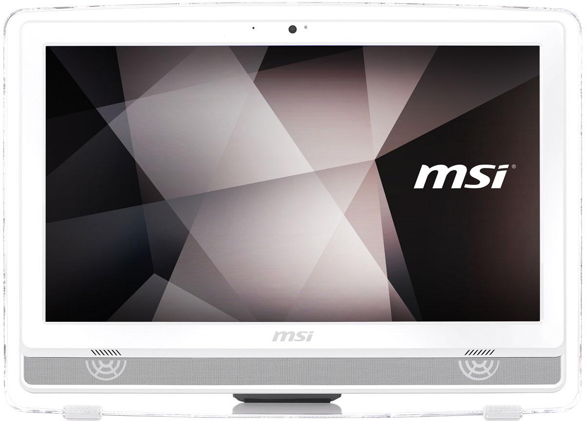 MSI Pro 22E 4BW-013RU, White моноблок