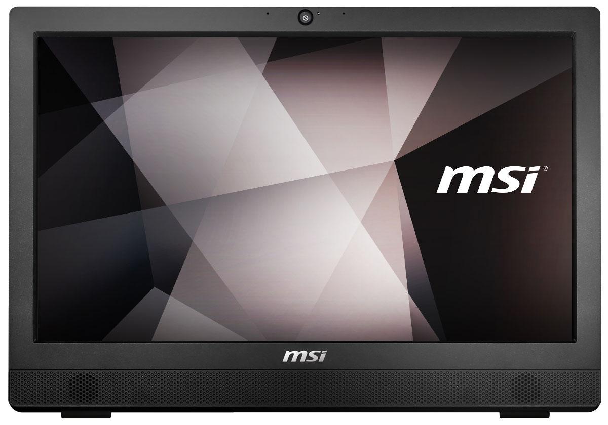 MSI Pro 24 2M-012RU, Black моноблок