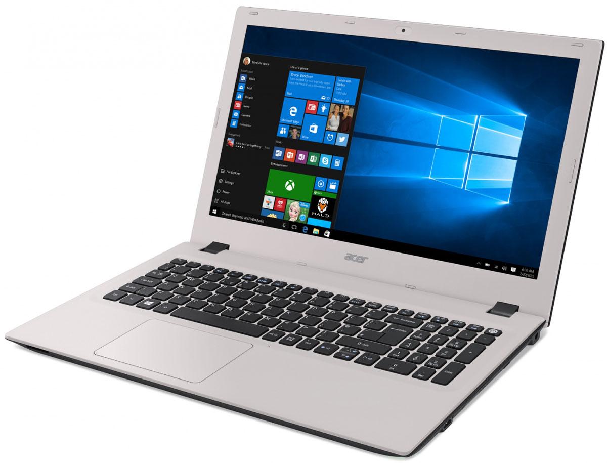 Acer Aspire E5-573G-53KH, Beige (NX.G97ER.003)NX.G97ER.003Яркие цвета и текстурированная поверхность делают ноутбук Acer Aspire E5-573G красивым и приятным на ощупь. Цветные штрихи по краям панелей подчеркивают стильный внешний вид всей серии, а продуманный дизайн стыка поверхностей для открытия ноутбука отлично смотрится и позволяет надежно зафиксировать экран. Благодаря обновленным и настроенным параметрам для воспроизведения мультимедийных материалов, вы насладитесь высоким качеством звука и видео. Технология Acer TrueHarmony предлагает более реалистичные и насыщенные звуковые эффекты, а компоненты, сертифицированные Skype, обеспечивают надежную и мгновенную связь, а также непрерывное, четкое и плавное воспроизведение аудио и видео без эха. Ноутбук Acer Aspire E5-573G обладает дополнительными возможностями для решения любых задач. Было улучшено беспроводное соединение, увеличена точность определения прикосновений тачпада и установлены более быстрые и большие по объему жесткие диски. Экран оснащен...