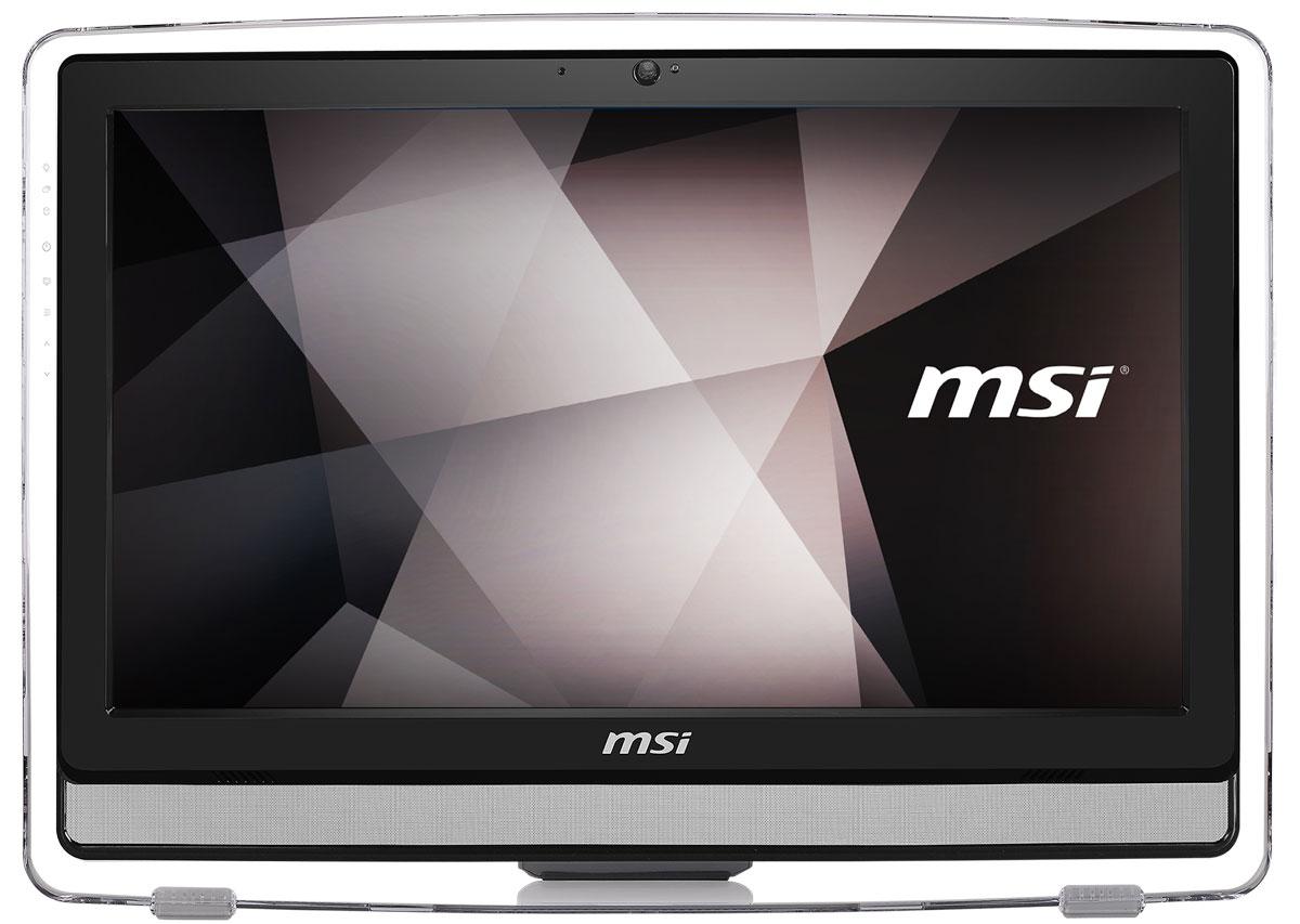 MSI Pro 22ET 4BW-010RU, Black моноблок ( PRO 22ET 4BW-010RU )