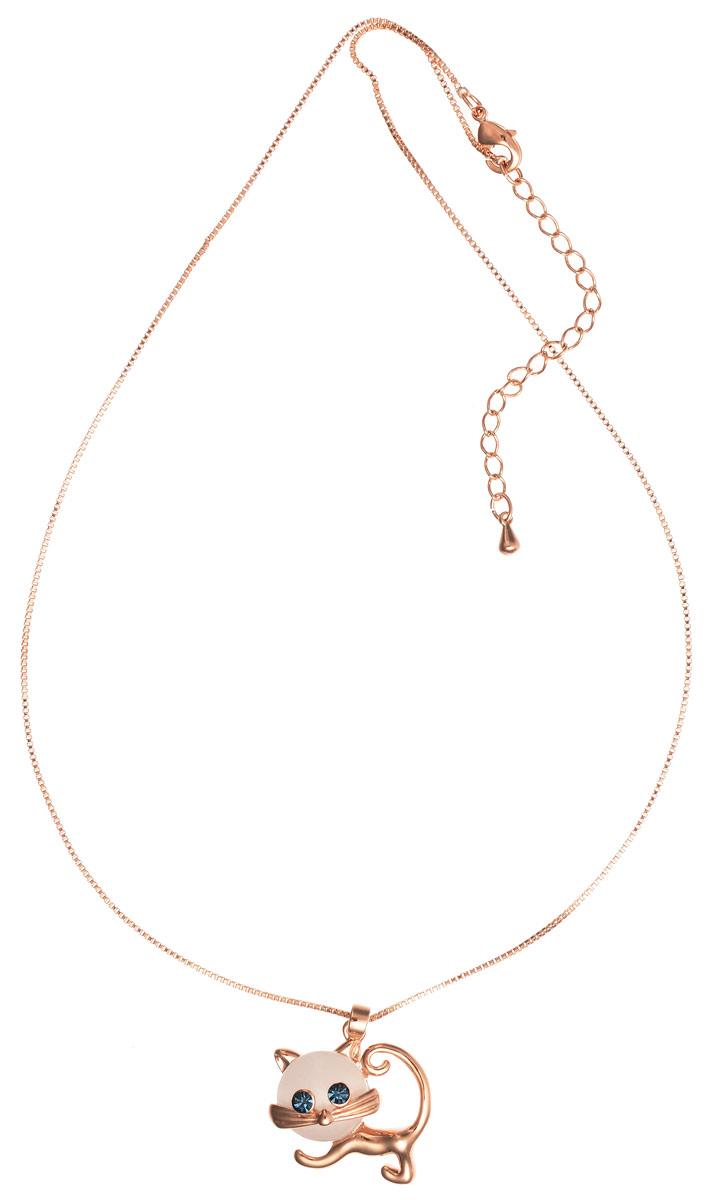 Кулон Art-Silver, цвет: золотой. Е15815-РЗ-608