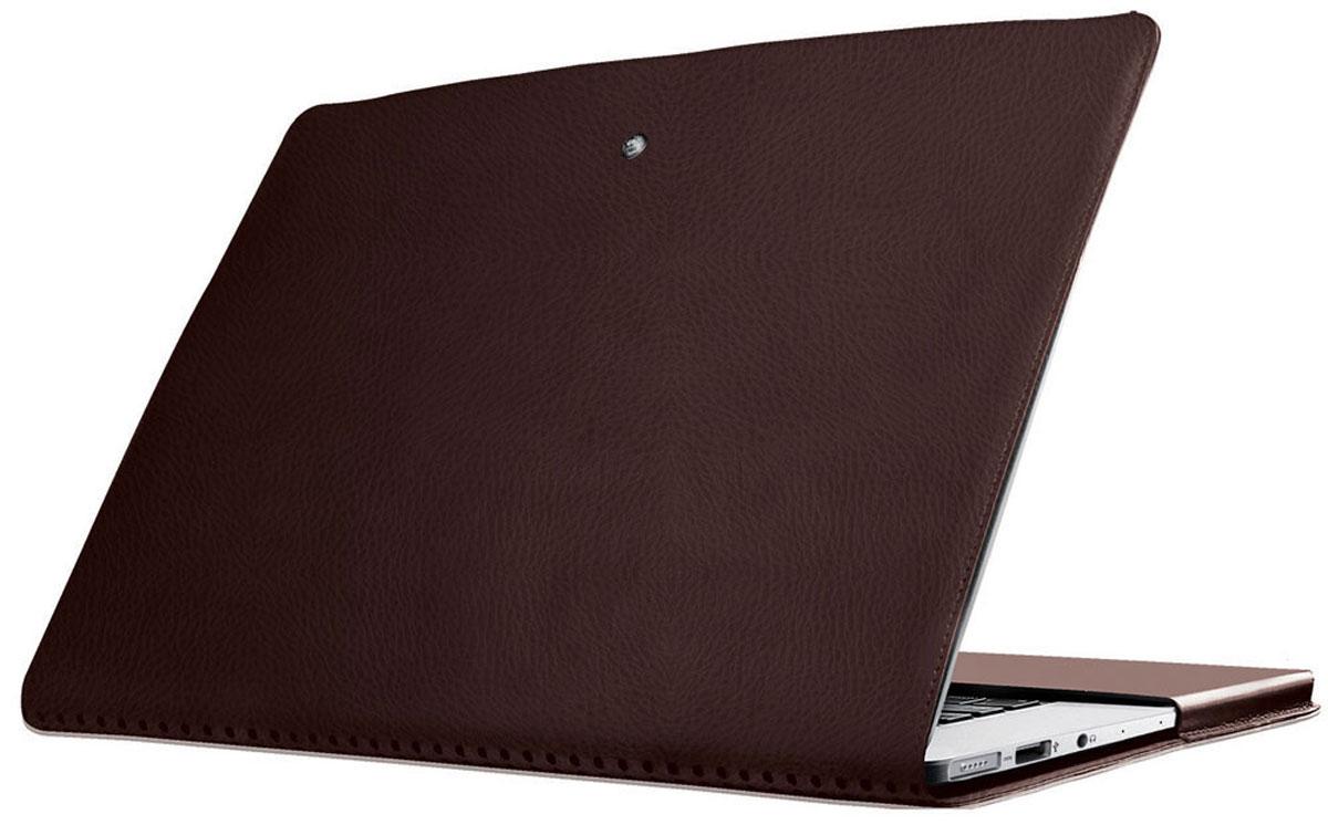 Promate MacLine-Pro 15, Brown ����� ��� MacBook Air