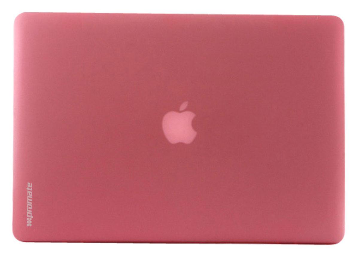 Promate МасShell-Air11, Pink чехол для MacBook Air6959144007588Очень круто и здорово смотреть сквозь защитный чехол Promate МасShell-Air11, который может защитить ваш любимый ноутбук от случайных падений и царапин. Теперь устройство может выглядеть в соответствии с вашим настроением. Легкая оснастка и тонкий профиль делает этот приятный во всех отношениях чехол функциональным и модным. Защитите ваш MacBook Air при помощи этого привлекательного и эргономичного чехла!