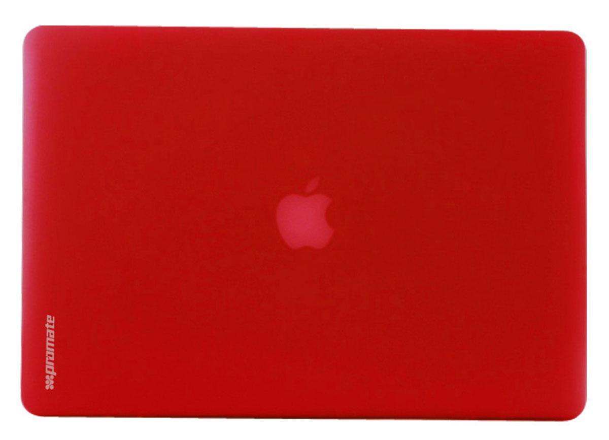 Promate МасShell-Air13, Red чехол для MacBook Air6959144007656Очень круто и здорово смотреть сквозь защитный чехол Promate МасShell-Air13, который может защитить ваш любимый ноутбук от случайных падений и царапин. Теперь ваш MacBook Air может выглядеть в соответствии с настроением. Легкая оснастка и тонкий профиль делают этот приятный во всех отношениях чехол функциональным и удобным. Будьте модными!