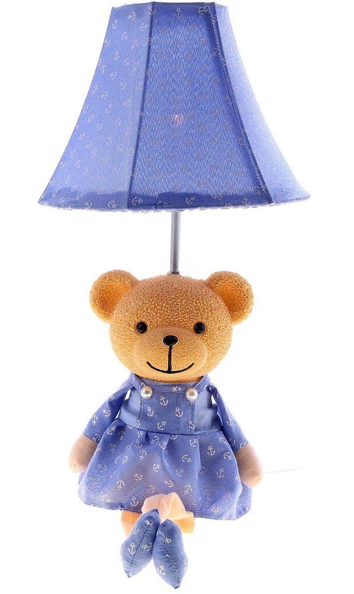 Настольная лампа Веселый медвежонок