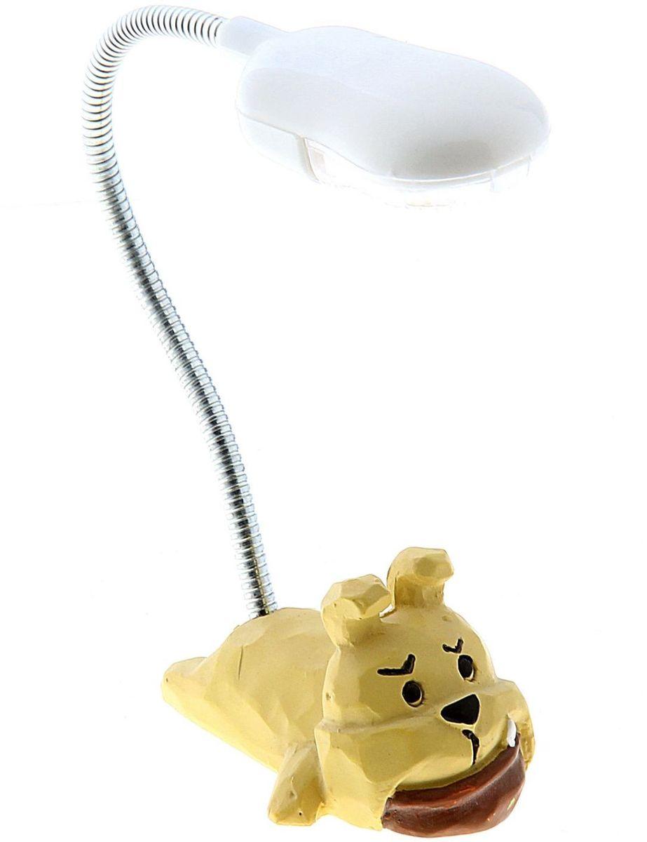 Лампа настольная LED Пес ( 140486 )