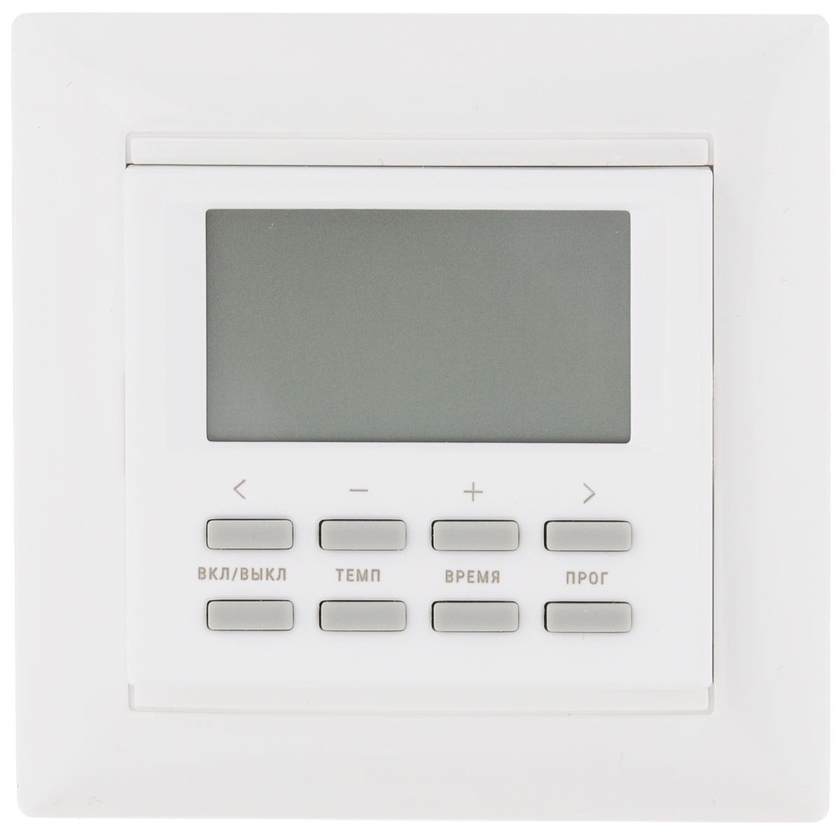 Термостат электронный Spyheat NLC-527HNLC-527HЭлектронный термостат Spyheat NLC-527H предназначен для управления системами отопления и вентиляции в жилых и производственных помещениях, в том числе и кабельными системами обогрева. Термостат комплектуется внешними (для заливки в стяжку тёплого пола, встраивания в каналы приточной вентиляции) датчиками для контроля температуры. Имеет блокировку на случай обрыва или повреждения внешнего датчика. Эксплуатация термостата не требует специального обслуживания. Монтаж осуществляется в помещениях с температурой от 0 до +50°C и влажностью не более 80%.