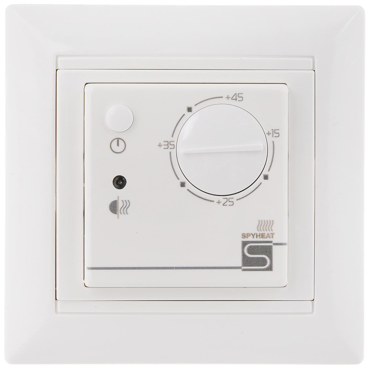 Термостат электронный Spyheat ETL-308BETL-308BЭлектронный термостат Spyheat ETL-308B предназначен для управления системами отопления и вентиляции в жилых и производственных помещениях, в том числе и кабельными системами обогрева. Термостат комплектуется внешними (для заливки в стяжку тёплого пола, встраивания в каналы приточной вентиляции) датчиками для контроля температуры. Имеет блокировку на случай обрыва или повреждения внешнего датчика. Эксплуатация термостата не требует специального обслуживания. Монтаж осуществляется в помещениях с температурой от 0 до +50°C и влажностью не более 80%.