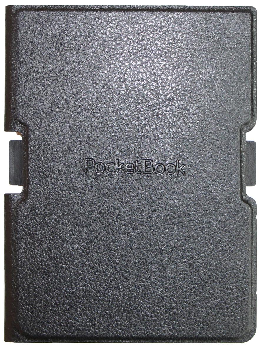 PocketBook чехол для 630, BlackPBALC-630-BK-RUОригинальная обложка для Pocketbook 630 черная. Стильный аксессуар поможет защитить Ваше устройство от царапин и других нежелательных внешних повреждений.