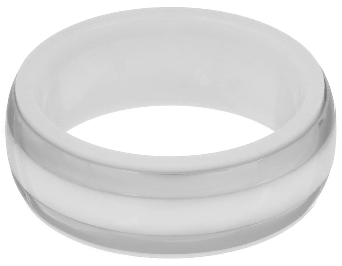 Кольцо Art-Silver, цвет: серебристый, белый. STS21-675. Размер 17STS21-675Стильное кольцо Art-Silver изготовленное из керамики и стали, выполнено в лаконичном стиле. Такое кольцо придаст вашему образу изюминку и подчеркнет индивидуальность.