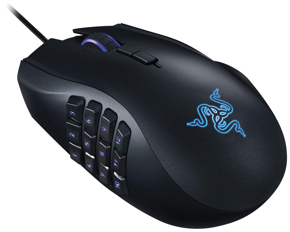 Razer Naga Chroma игровая мышь