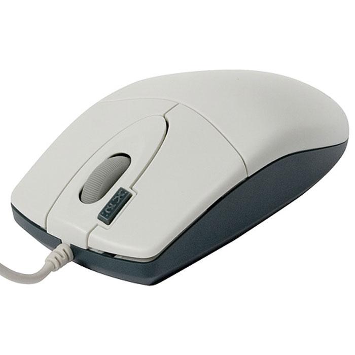 A4Tech OP-620D, Silver мышьOP-620D SILVER USBВ проводной оптической мыши A4Tech OP-620D нет ничего лишнего. Всё в этой модели, от удобной формы до высокоточного колеса прокрутки, говорит об ее качестве. Основное преимущество компьютерной мыши - сочетание простого, функционального дизайна и современных технических параметров. Форма кнопок идеально подходит для пальцев, а боковые стороны выполнены так, чтобы мышь было удобно держать и поднимать пользователям с любой активной рукой. A4Tech OP-620D с уникальным сенсором работает на множестве поверхностей. Новый уровень комфорта - кнопка Двойной клик, расположенная рядом с колесом прокрутки. Она повышает эффективность в работе и экономит рабочее время. С помощью этой кнопки вы откроете файлы и программы одним нажатием.