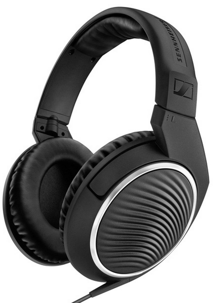 Sennheiser HD 461i, Black наушники506775Высококачественные преобразователи наушников Sennheiser HD 461 способны выдавать мощный звук с отчётливыми низкими частотами. Охватывающие амбушюры и закрытый акустический тип обеспечивают максимальный комфорт и защиту от окружающего шума. Эстетично привлекательные Sennheiser HD 461 гарантируют удовольствие от музыки в движении. С помощью интегрированного в кабель пульта управления с микрофоном можно отвечать на звонки, переключать треки и изменять уровень громкости при использовании со смартфонами или планшетами.