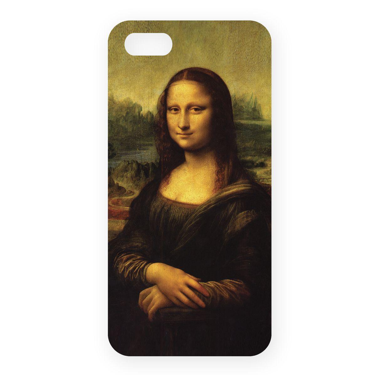 Mitya Veselkov Мона Лиза чехол для Apple iPhone 5/5sIP5.MITYA-231Оденьте свой любимый iPhone! Чехол Mitya Veselkov для iPhone 5/5s не просто средство защиты от царапин и внешних повреждений, но и модный аксессуар, который сделает ваш образ завершенным. Это стильная и элегантная деталь вашего образа, которая всегда обращает на себя внимание среди множества вещей.