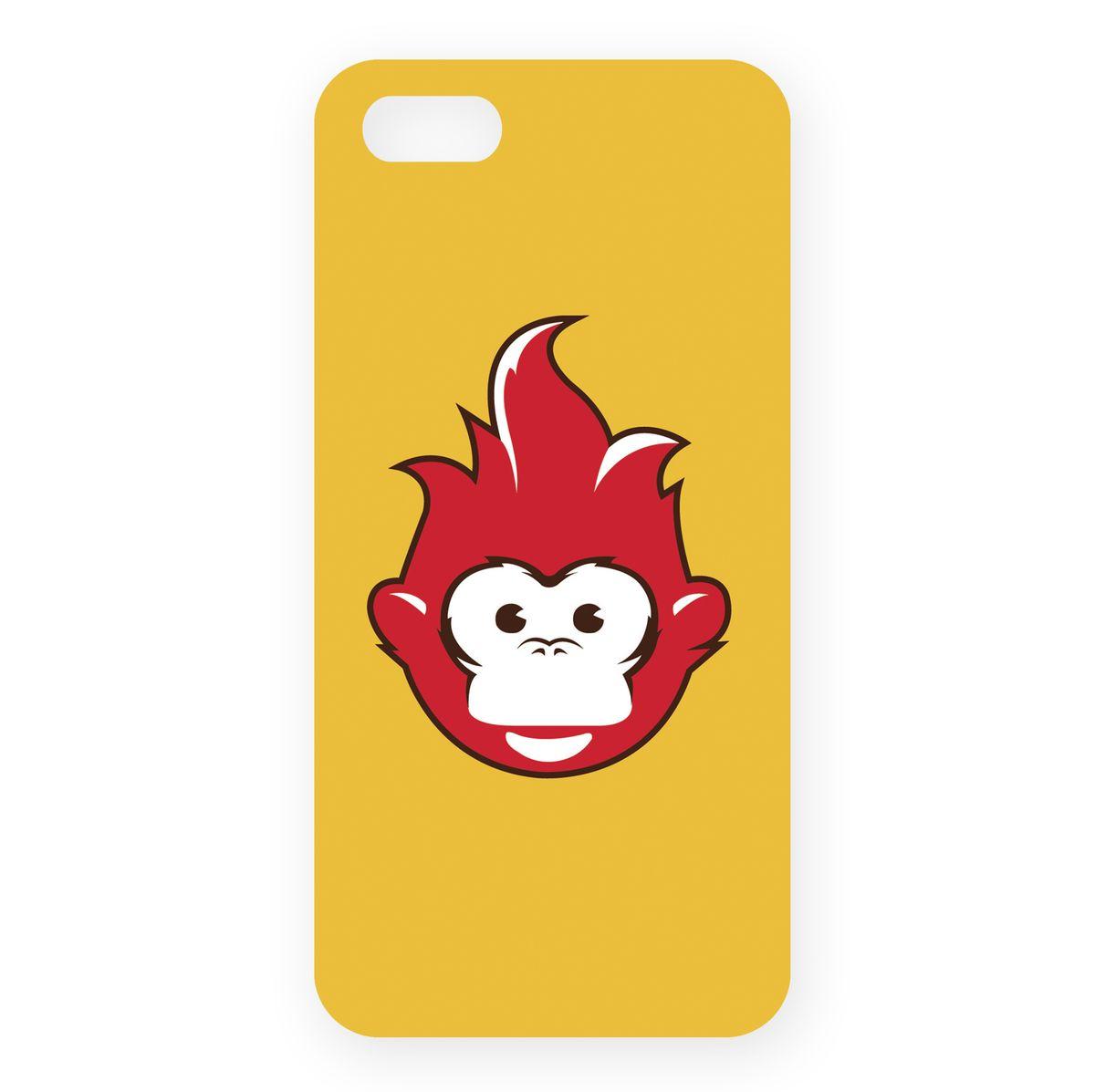 Mitya Veselkov Огненная обезьяна чехол для Apple iPhone 5/5sIP5.МITYA-211Превосходный чехол Mitya Veselkov Огненная обезьяна создан для любителей заметных аксессуаров. Накладка придаст вашему телефону индивидуальность и послужит прекрасной защитой от ударов и царапин. Чехол также обеспечивает свободный доступ ко всем разъемам и клавишам устройства.