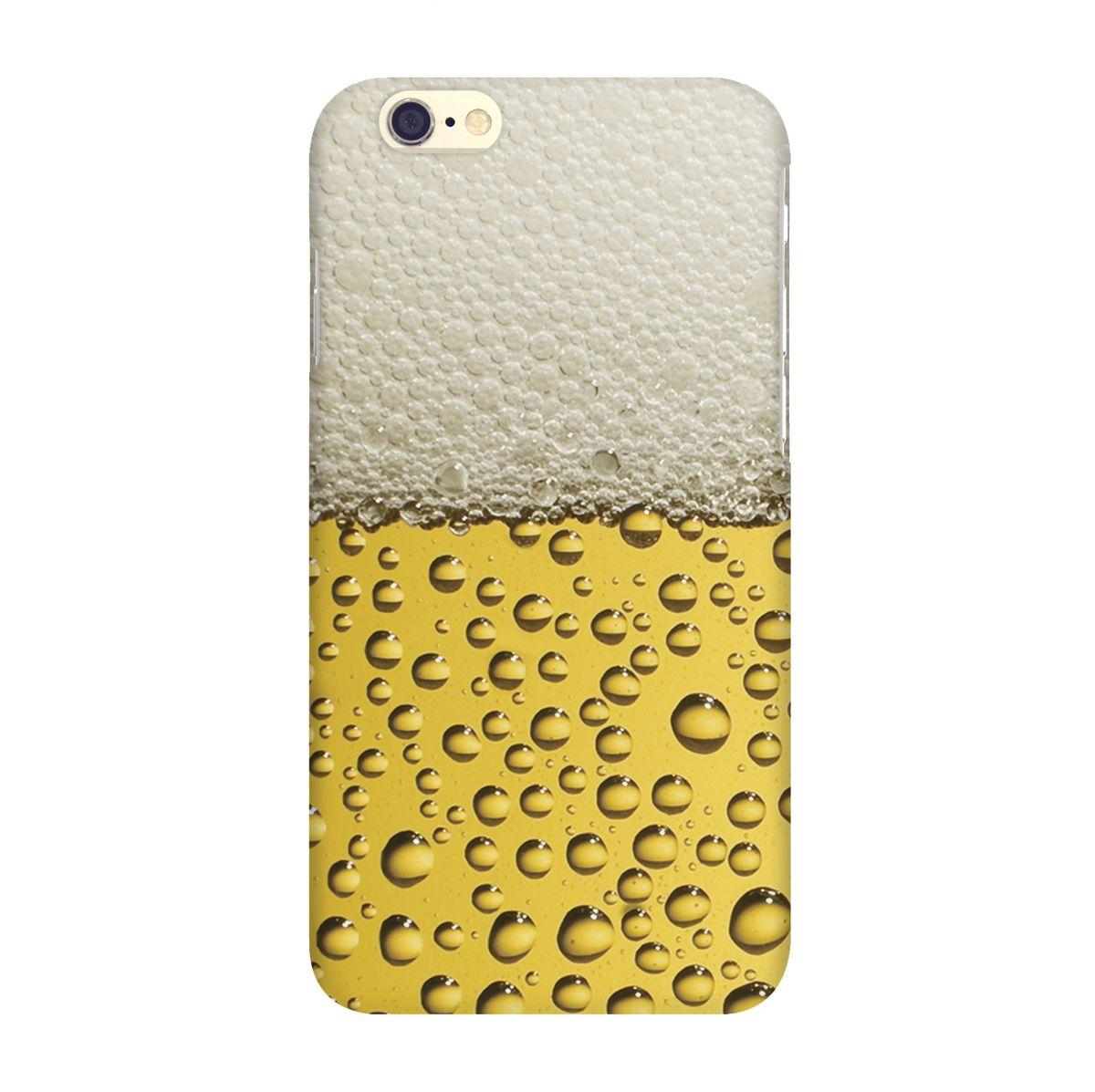 Mitya Veselkov Пиво чехол для Apple iPhone 6/6sIP6.MITYA-266Оденьте свой любимый iPhone! Чехол Mitya Veselkov для iPhone 6/6s не просто средство защиты от царапин и внешних повреждений, но и модный аксессуар, который сделает ваш образ завершенным. Это стильная и элегантная деталь вашего образа, которая всегда обращает на себя внимание среди множества вещей.