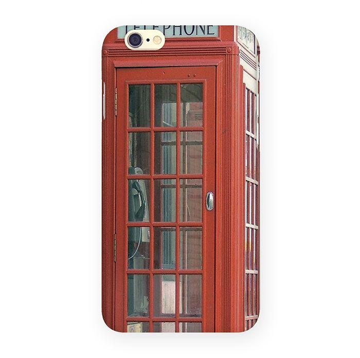 Mitya Veselkov Будка в Лондоне чехол для Apple iPhone 6/6s