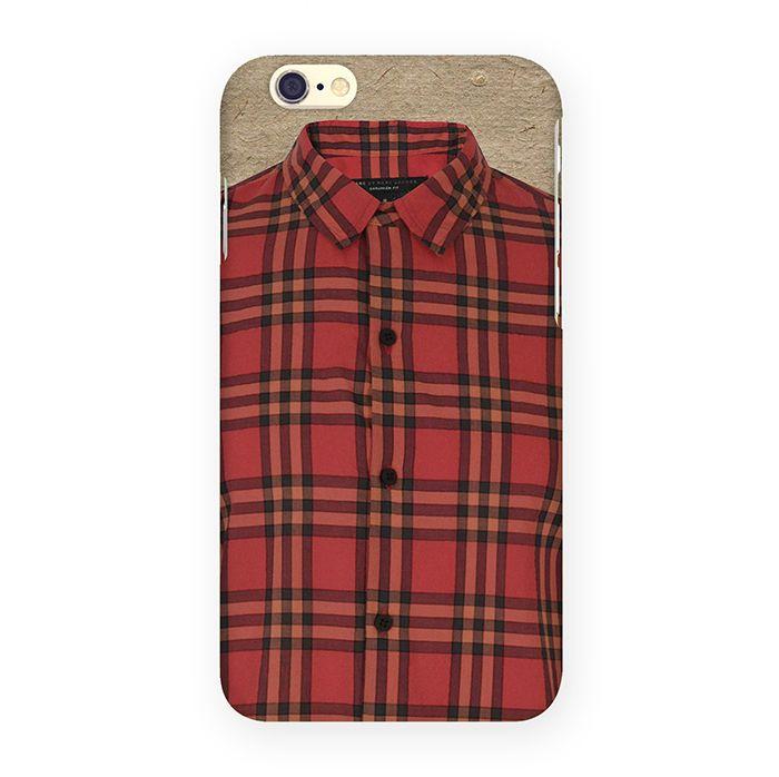 Mitya Veselkov Рубашечка чехол для Apple iPhone 6/6sIP6.МITYA-107Превосходный чехол Mitya Veselkov Рубашечка создан для любителей заметных аксессуаров. Накладка придаст вашему телефону индивидуальность и послужит прекрасной защитой от ударов и царапин. Чехол также обеспечивает свободный доступ ко всем разъемам и клавишам устройства.