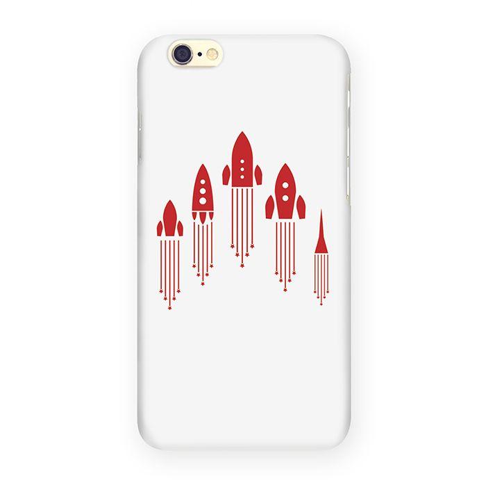 Mitya Veselkov Ракеты чехол для Apple iPhone 6/6sIP6.МITYA-131Превосходный чехол Mitya Veselkov Ракеты создан для любителей заметных аксессуаров. Накладка придаст вашему телефону индивидуальность и послужит прекрасной защитой от ударов и царапин. Чехол также обеспечивает свободный доступ ко всем разъемам и клавишам устройства.