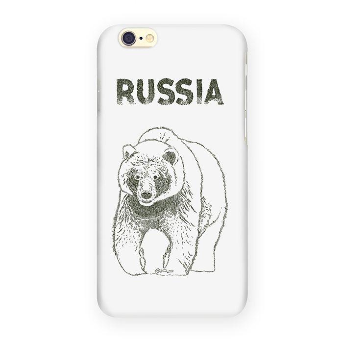 Mitya Veselkov Медведь чехол для Apple iPhone 6/6sIP6.МITYA-145Превосходный чехол Mitya Veselkov Медведь создан для любителей заметных аксессуаров. Накладка придаст вашему телефону индивидуальность и послужит прекрасной защитой от ударов и царапин. Чехол также обеспечивает свободный доступ ко всем разъемам и клавишам устройства.
