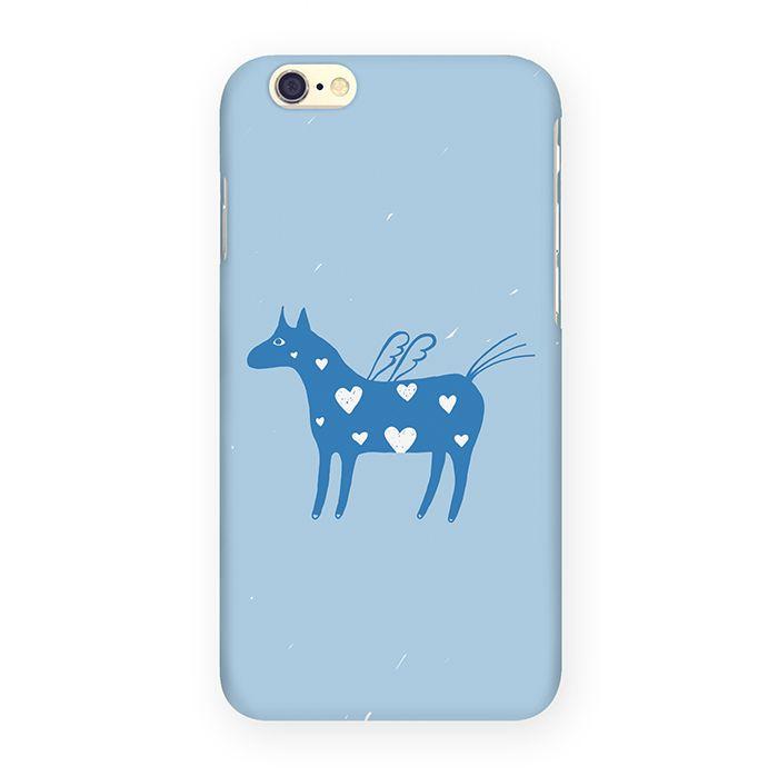 Mitya Veselkov чехол Крылатая лошадка на голубом для Apple iPhone 6/6sIP6.МITYA-203Превосходный чехол Mitya Veselkov Крылатая лошадка на голубом для Apple iPhone 6/6s создан для любителей заметных аксессуаров. Накладка придаст вашему телефону индивидуальность и послужит прекрасной защитой от ударов и царапин. Чехол также обеспечивает свободный доступ ко всем разъемам и клавишам устройства.