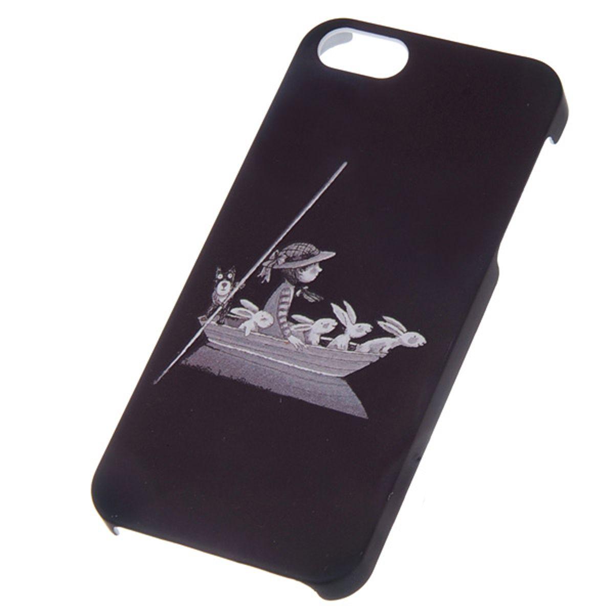 Mitya Veselkov чехол для Apple iPhone 5/5s (KAFKAFIVE-16)KAFKAFIVE-16Превосходный чехол для Apple iPhone 5 - для любителей заметных аксессуаров. Накладка придаст Вашему телефону индивидуальность и послужит прекрасной защитой от ударов и царапин.