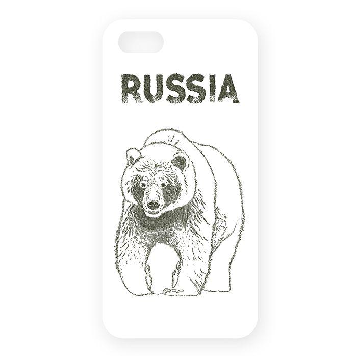 Mitya Veselkov Медведь чехол для Apple iPhone 5/5sIP5.МITYA-145Превосходный чехол Mitya Veselkov Медведь создан для любителей заметных аксессуаров. Накладка придаст вашему телефону индивидуальность и послужит прекрасной защитой от ударов и царапин. Чехол также обеспечивает свободный доступ ко всем разъемам и клавишам устройства.