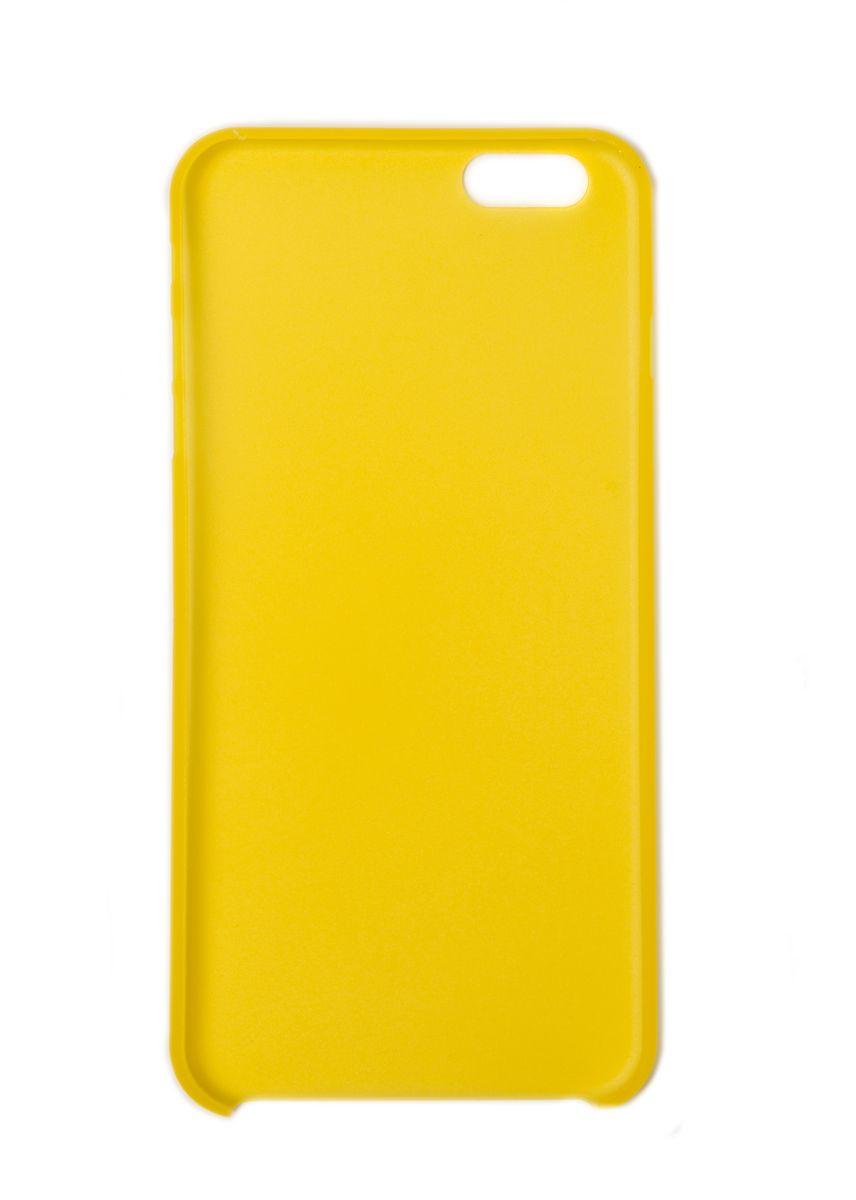 Mitya Veselkov чехол для Apple iPhone 6 Plus/6s Plus (IP6.МITYA-236PVC)IP6.МITYA-236PVCПревосходный чехол Mitya Veselkov для Apple iPhone 6 Plus/6s Plus создан для любителей заметных аксессуаров. Накладка придаст вашему телефону индивидуальность и послужит прекрасной защитой от ударов и царапин. Чехол также обеспечивает свободный доступ ко всем разъемам и клавишам устройства.