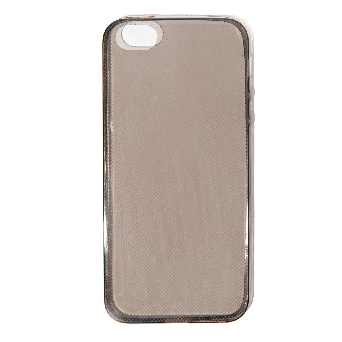 Mitya Veselkov чехол для Apple iPhone 5/5s, GrayIP5.МITYA-216Превосходный чехол Mitya Veselkov для Apple iPhone 5/5s создан для любителей заметных аксессуаров. Накладка придаст вашему телефону индивидуальность и послужит прекрасной защитой от ударов и царапин. Чехол также обеспечивает свободный доступ ко всем разъемам и клавишам устройства.
