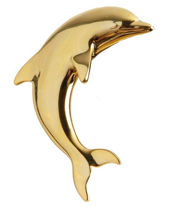 Брошь Дельфин от Sphinx. Бижутерный сплав. Sphinx, Великобритания, конец ХХ векаZAKN8-WHIБрошь Дельфин от Sphinx. Бижутерный сплав. Sphinx, Великобритания, конец ХХ века. Размер броши 5.5 х 4,5 см. Сохранность хорошая. Предмет не был в использовании. Клеймо Sphinx в овальном картуше на изнаночной стороне броши. Небольшой дельфин из глянцевого бижутерного сплава золотого цвета. Поверхность металла гладкая блестящая. Чудная брошь как для юных барышень, так и для дам элегантного возраста. Брошь с особым шармом.