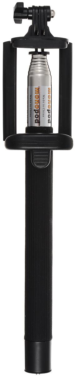 Liberty Project MPD-2, Black беспроводной монопод для селфиR0006060Liberty Project MPD-2 - простое, и невероятно удобное устройство для создания фотографий в жанре селфи. Конструктивно гаджет представляет собой телескопическую ручку-указку. При помощи монопода вы сможете не только запечатлеть себя в разнообразных ситуациях, но и создать по-настоящему оригинальные кадры. Liberty Project MPD-2 оснащена встроенной Bluetooth-кнопкой, благодаря чему его очень удобно использовать в экстремальных условиях. В основании ручки расположены кнопка включения и порт micro USB, используемый для зарядки встроенного аккумулятора.