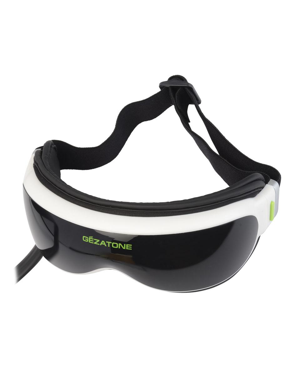 iSee380 Массажер для глаз Gezatone1301161Магнитно акупунктурный массажер для глаз с лимфодренажной функцией разработан для снятия спазма мышц и улучшения общего самочувствия. Сочетая несколько опций, массажер для глаз запускает восстановление зрения, улучшает состояние тканей, разглаживает морщинки. Высокочастотный вибромассаж активных точек имеет 10 программ воздействия, которые восстанавливают мышечную активность и избавляют от усталости. Очки массажеры для глаз после рабочего дня избавляют от ощущения «песка» в глазах и нормализуют четкость зрения. Это эффективный прибор для офисных работников, студентов, водителей и тех, кто чувствует нагрузку на глаза. Пневмомассаж улучшает лимфоток и снимает отеки. 4 программы прессотерапии в сочетании с вибрацией делают очки для глаз Gezatone отличным средством для устранения следов усталости и стресса. ИК-прогрев в 2-х режимах устраняет спазм сосудов и дарит комфортное тепло. Использование функции прогрева восстанавливает тонус кожи и делает массажер для зрения приятным в...