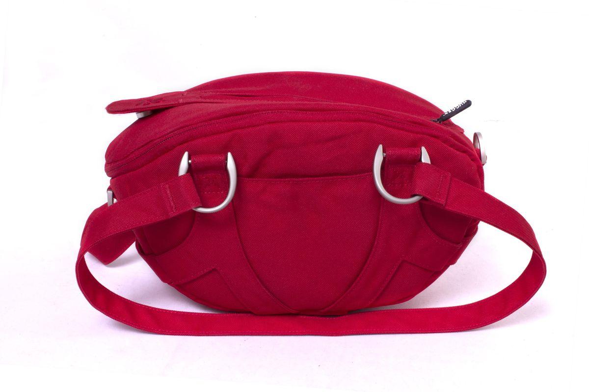Hugger Cherry Giraffe, Red сумка для фотокамеры
