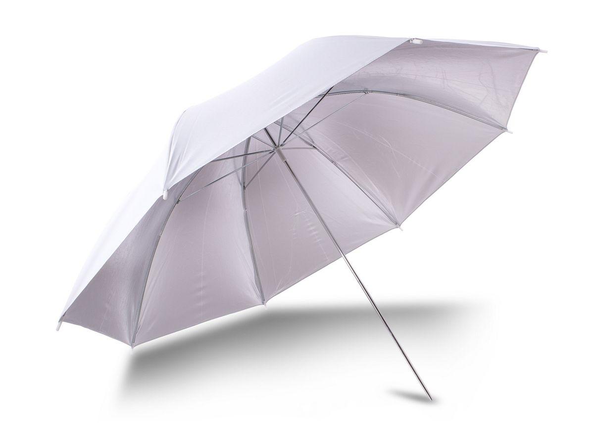 Ditech UB40WS, White Silver зонт для фотосъемки