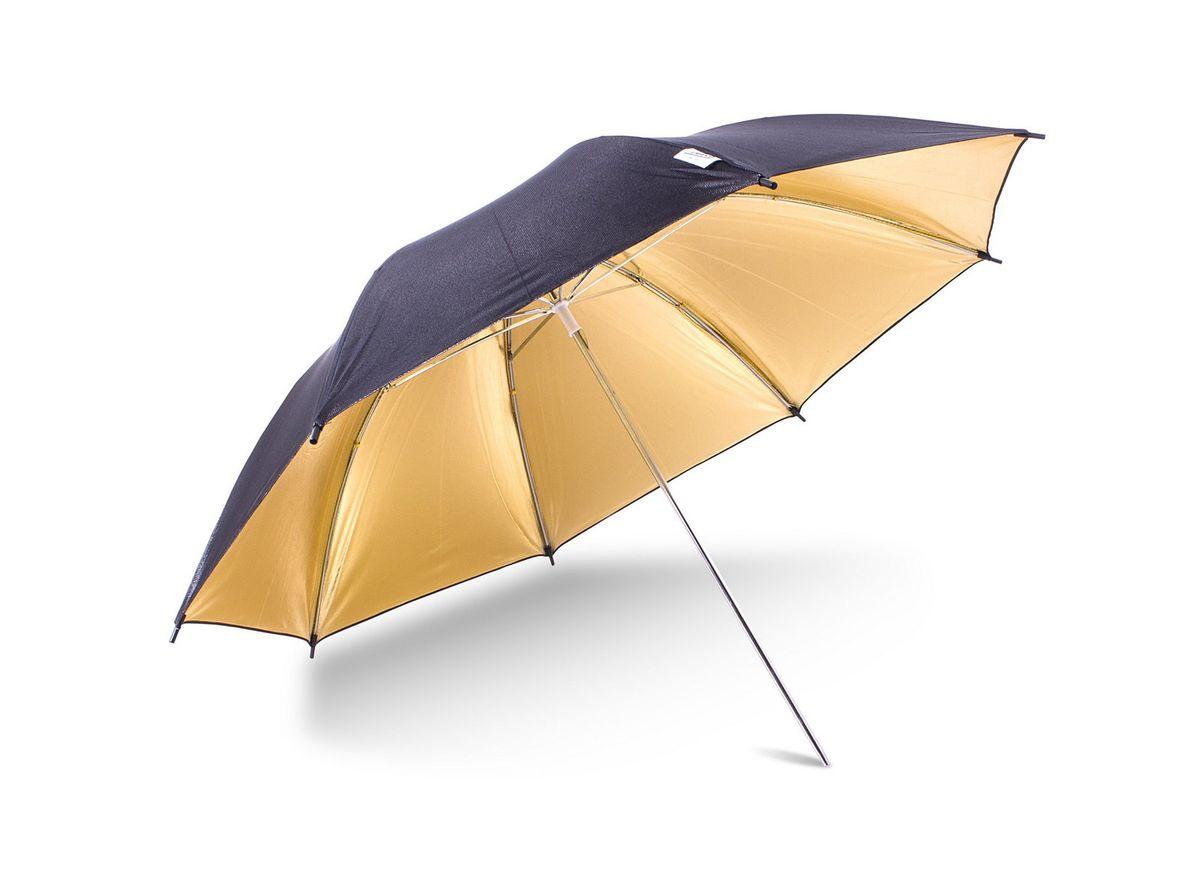 Ditech UB33BG, Black Gold зонт для фотосъемки ( UB33BG )