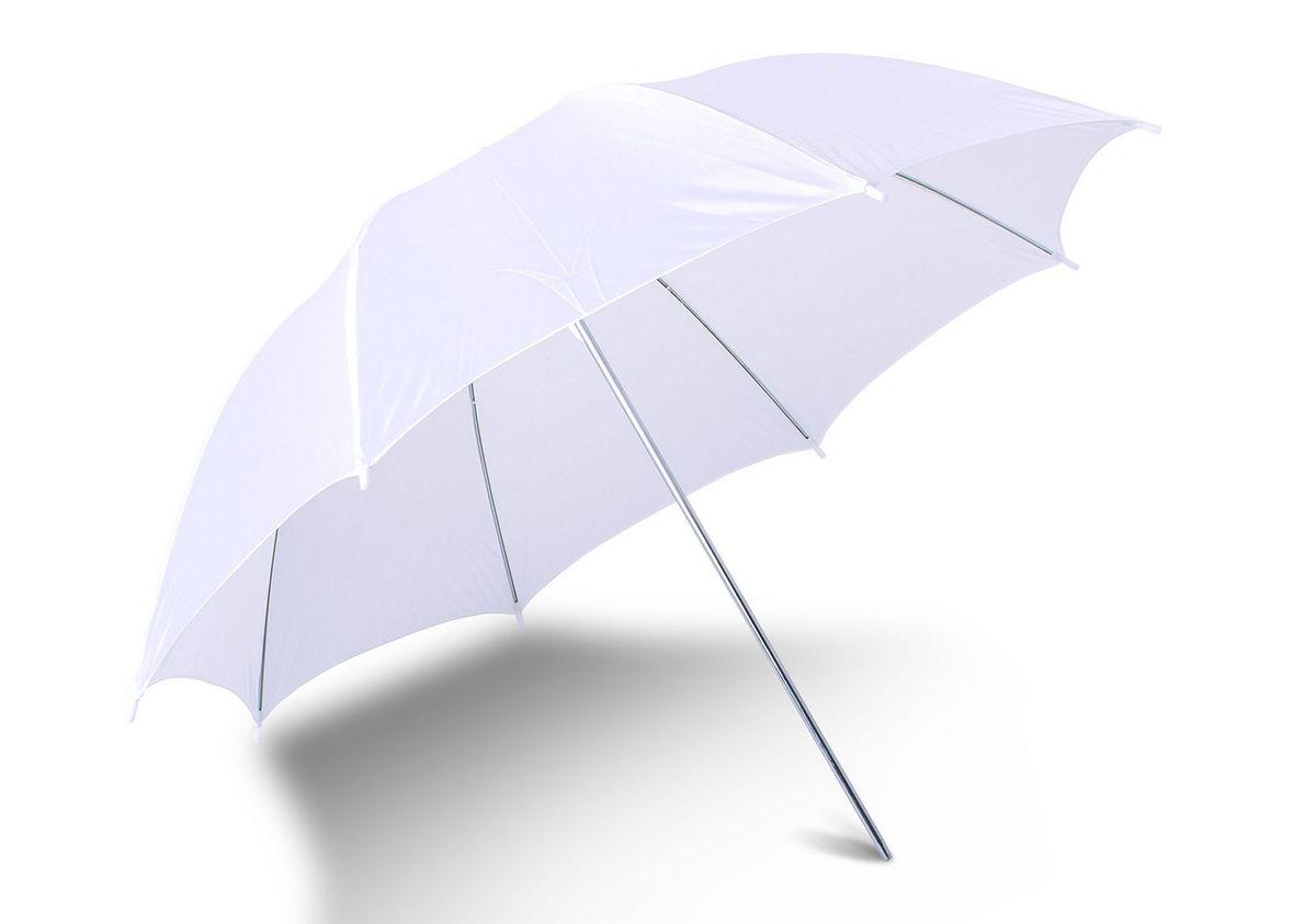 Ditech UB40T, Clear зонт для фотосъемкиUB40TЗонт для получения мягкого рассеяного освещения, для контровой подсветки и выравнивания уровня освещенности.