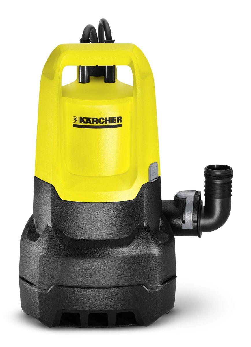Погружной насос Karcher SP 5 Dirt1.645-503.0SP 5 Dirt предназначен для работы с грязной водой с частицами примесей до 20 мм. Дополнительный фильтр предварительной очистки (опция) защитит насос от попадания чрезмерно крупных частиц. Поплавковый выключатель позволяют откачивать воду в автоматическом режиме.