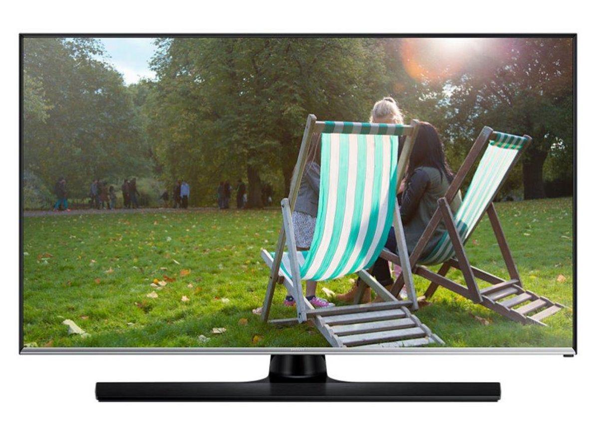 Samsung T28E310 телевизорLT28E310EX/RUSamsung T28E310 - уникальное устройство, которое сочетает в себе плюсы продуктов из двух разных категорий: вы можете смотреть программы ТВ и в любой момент начать или продолжить работу за устройством как за монитором. Наблюдайте за качественной картинкой LED-телевизора Samsung T28E310 с любого угла. Данный LED-телевизор обладает широкими углами обзора, которые составляют 178/178 градусов (по горизонтали / по вертикали). Эти дополнительные 8 градусов позволяют просматривать фильмы или фотографий не жертвуя качеством. Подключите LED-телевизор к ПК и занимайтесь работой во время перерывов на рекламу вашего любимого телешоу. Теперь вам для этого не нужны ни специальный монитор, ни дополнительные кабели питания. Работа и отдых на одном экране! Просто подключите ваш съемный накопитель к вашему телевизору Samsung T28E310 через USB порт. ConnectShare позволяет просматривать фото и проигрывать аудио/видео контент. Телевизор Samsung T28E310...
