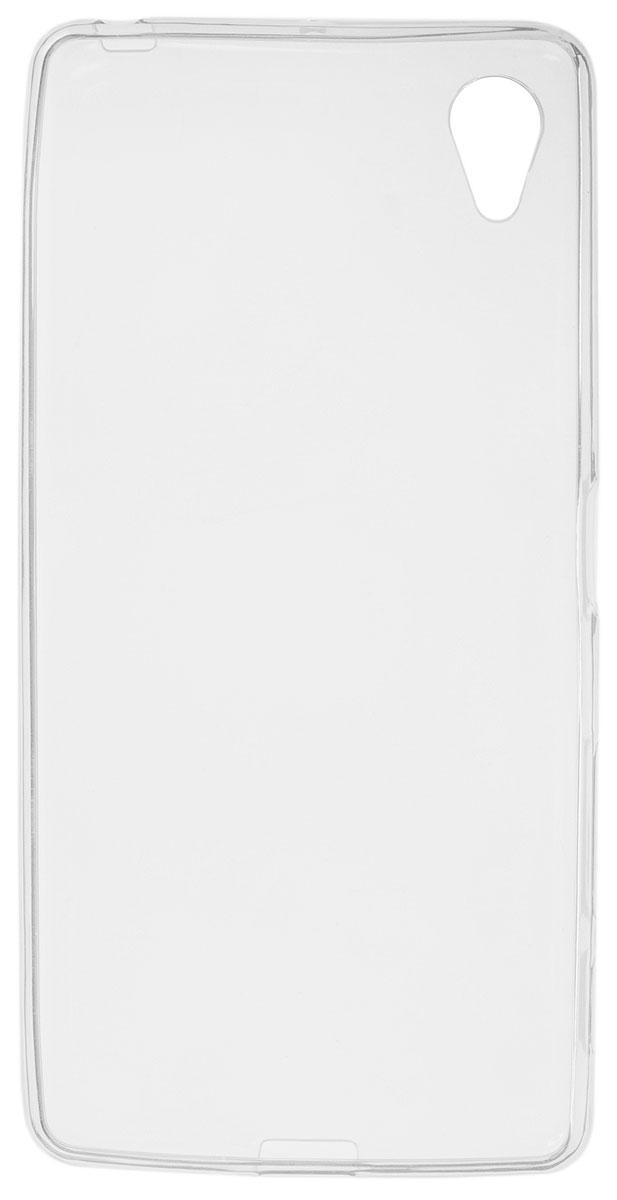 Red Line iBox Crystal чехол для Sony Xperia X, ClearУТ000008609Практичный и тонкий силиконовый чехол Red Line iBox Crystal для Sony Xperia X защищает телефон от царапин, ударов и других повреждений. Чехол изготовлен из высококачественного материала, плотно облегает смартфон и имеет все необходимые технологические отверстия, соответствующие модели телефона. Силиконовый чехол iBox Crystal долгое время сохраняет свою первоначальную форму и не растягивается на смартфоне.