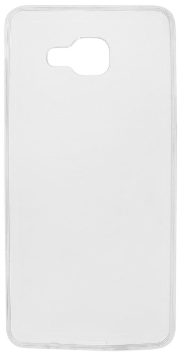 Red Line iBox Crystal чехол для Samsung Galaxy A5 (2016), ClearУТ000008175Практичный и тонкий силиконовый чехол Red Line iBox Crystal для Samsung Galaxy A5 (2016) защищает телефон от царапин, ударов и других повреждений. Чехол изготовлен из высококачественного материала, плотно облегает смартфон и имеет все необходимые технологические отверстия, соответствующие модели телефона. Силиконовый чехол iBox Crystal долгое время сохраняет свою первоначальную форму и не растягивается на смартфоне.