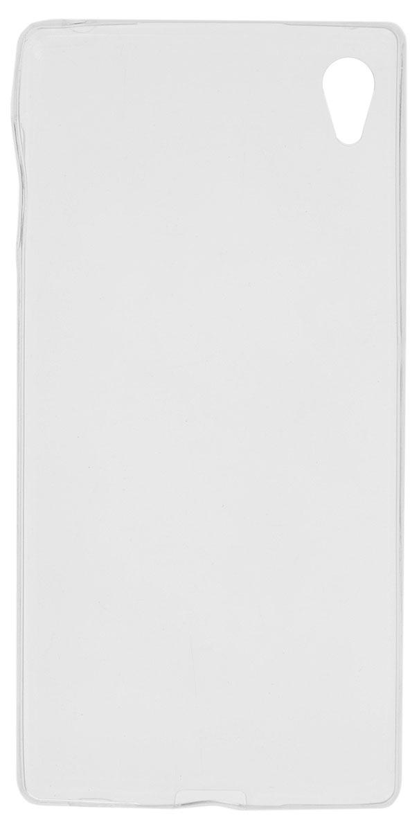 Red Line iBox Crystal чехол для Sony Xperia Z3+, ClearУТ000007082Практичный и тонкий силиконовый чехол Red Line iBox Crystal для Sony Xperia Z3+ защищает телефон от царапин, ударов и других повреждений. Чехол изготовлен из высококачественного материала, плотно облегает смартфон и имеет все необходимые технологические отверстия, соответствующие, модели телефона. Силиконовый чехол iBox Crystal долгое время сохраняет свою первоначальную форму и не растягивается на смартфоне.