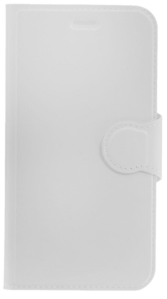 Red Line Book Type чехол-книжка для Samsung Galaxy J3 (2016), WhiteУТ000008231Чехол Red Line Book Type для Samsung Galaxy J3 (2016) выполнен из высококачественных материалов, не теряющих со временем своих внешних характеристик. Он обеспечивает надежную защиту корпуса и экрана смартфона и надолго сохраняет его привлекательный внешний вид. Чехол также обеспечивает свободный доступ ко всем разъемам и клавишам устройства.