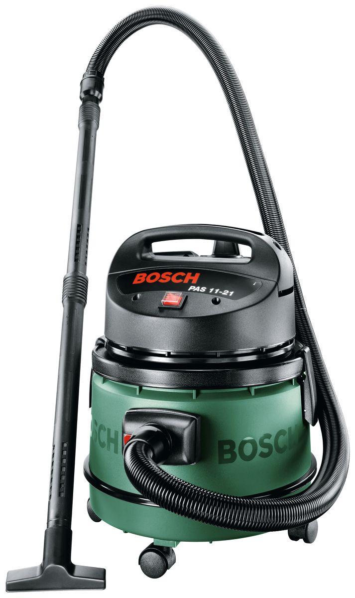 Пылесос Bosch PAS 11-21. 0603395008