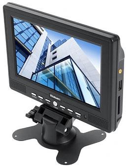 Rolsen RCL-700U портативный телевизор