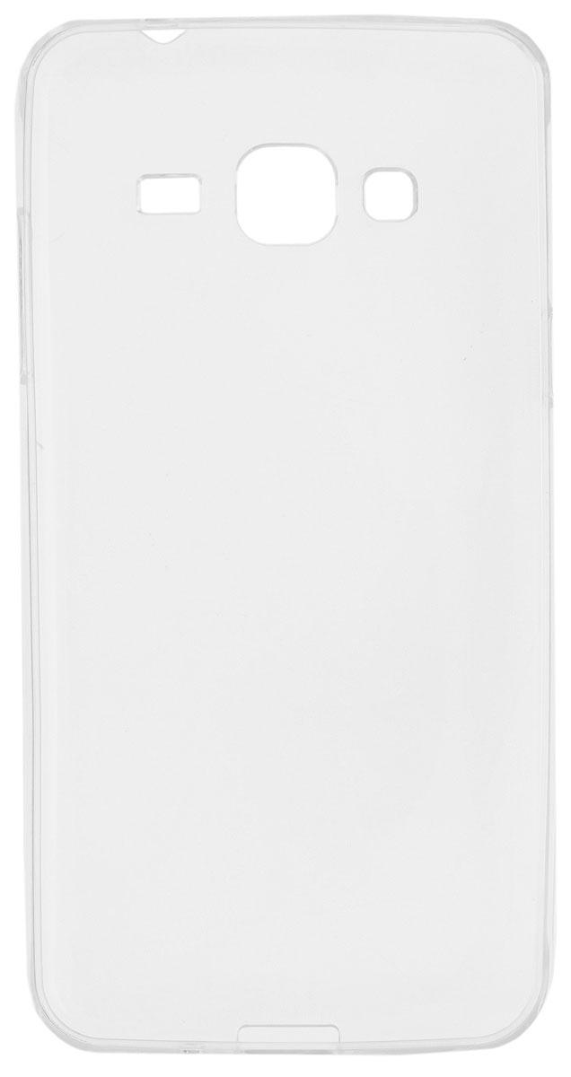 Red Line iBox Crystal чехол для Samsung Galaxy J3 (2016), ClearУТ000008223Практичный и тонкий силиконовый чехол Red Line iBox Crystal для Samsung Galaxy J3 (2016) защищает телефон от царапин, ударов и других повреждений. Чехол изготовлен из высококачественного материала, плотно облегает смартфон и имеет все необходимые технологические отверстия, соответствующие модели телефона. Силиконовый чехол iBox Crystal долгое время сохраняет свою первоначальную форму и не растягивается на смартфоне.