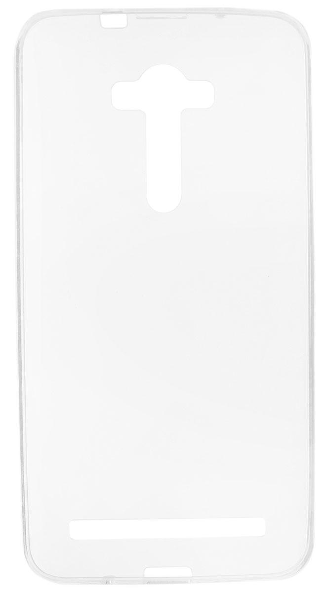 Red Line iBox Crystal чехол для Asus Zenfone 2 Lazer ZE550KL, ClearУТ000008169Практичный и тонкий силиконовый чехол Red Line iBox Crystal для Asus Zenfone 2 Lazer ZE550KL защищает телефон от царапин, ударов и других повреждений. Чехол изготовлен из высококачественного материала, плотно облегает смартфон и имеет все необходимые технологические отверстия, соответствующие модели телефона. Силиконовый чехол iBox Crystal долгое время сохраняет свою первоначальную форму и не растягивается на смартфоне.